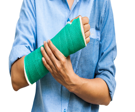 Broken bones treatment with gene therapy and microbubbles