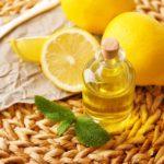 Lemon essential oil as a cleaner, partial biofuel substitute for petroleum diesel