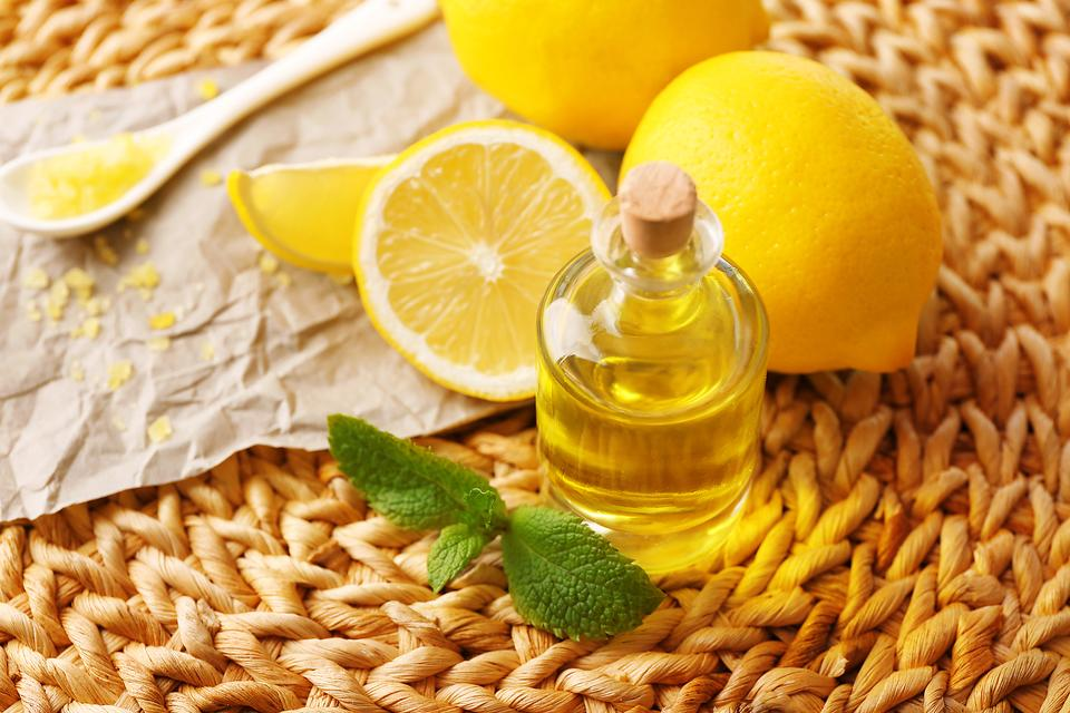 Lemon essential oil as a cleaner, partial biofuel substitute for petroleum diesel