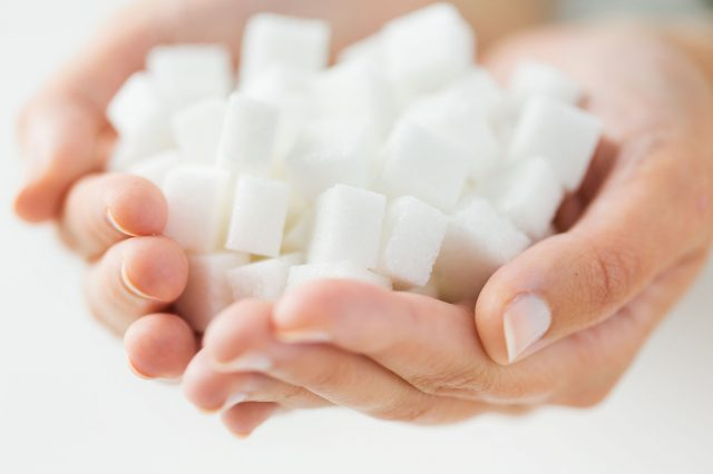 Artificial Sweetener as anti-glycating agent