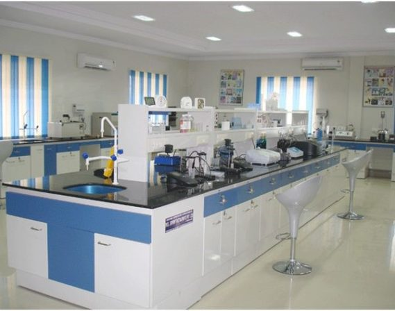 Example of a Laboratory